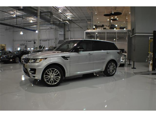 2015 Land Rover Range Rover Sport (CC-1482408) for sale in Charlotte, North Carolina