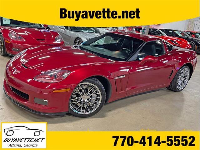 2011 Chevrolet Corvette (CC-1482411) for sale in Atlanta, Georgia