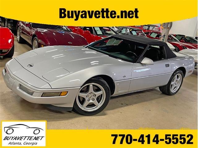 1996 Chevrolet Corvette (CC-1482414) for sale in Atlanta, Georgia