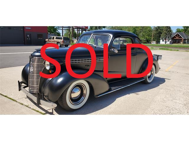 1938 Chevrolet Business Coupe (CC-1482416) for sale in Annandale, Minnesota