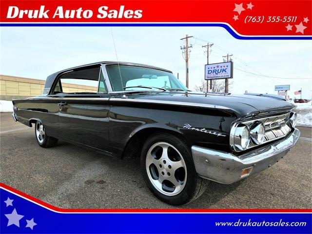 1963 Mercury Monterey (CC-1482438) for sale in Ramsey, Minnesota