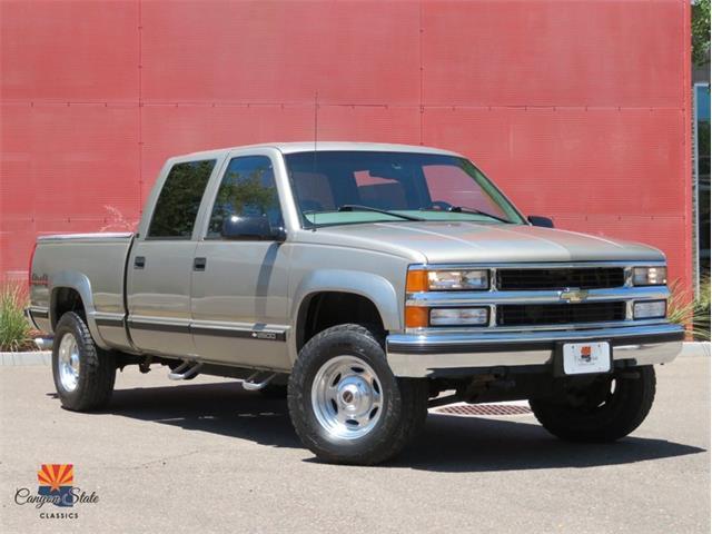2000 Chevrolet C/K 2500 (CC-1482449) for sale in Tempe, Arizona