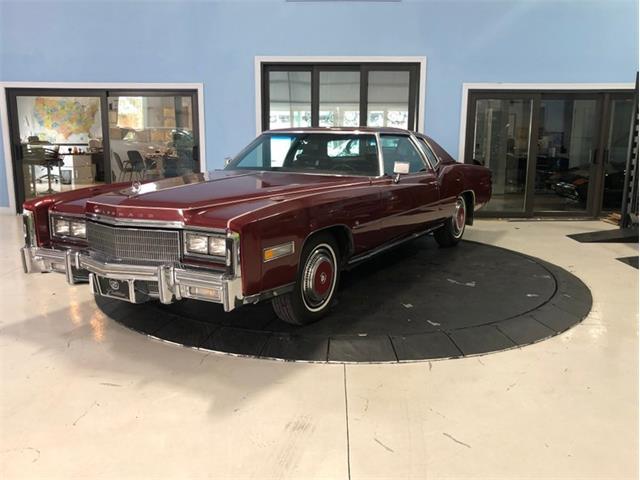 1977 Cadillac Eldorado (CC-1482453) for sale in Palmetto, Florida