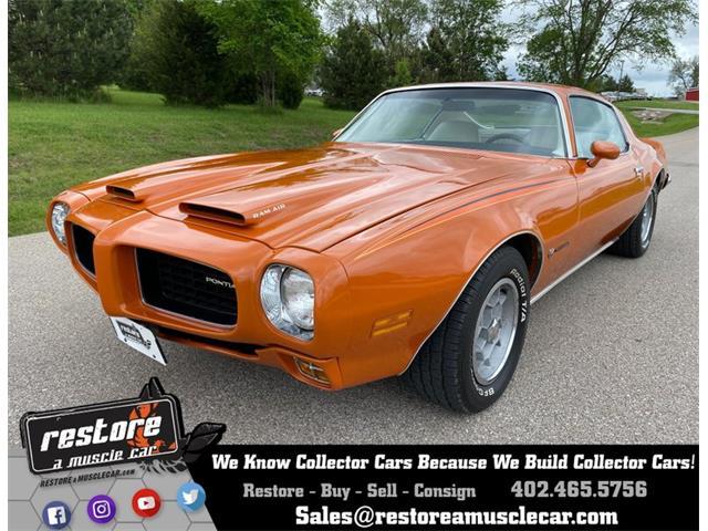 1973 Pontiac Firebird Formula (CC-1482461) for sale in Lincoln, Nebraska