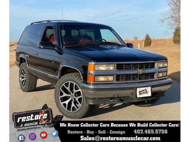1995 Chevrolet Tahoe (CC-1482463) for sale in Lincoln, Nebraska