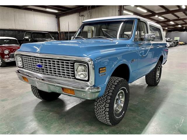 1972 Chevrolet Blazer (CC-1482464) for sale in Carrollton, Texas