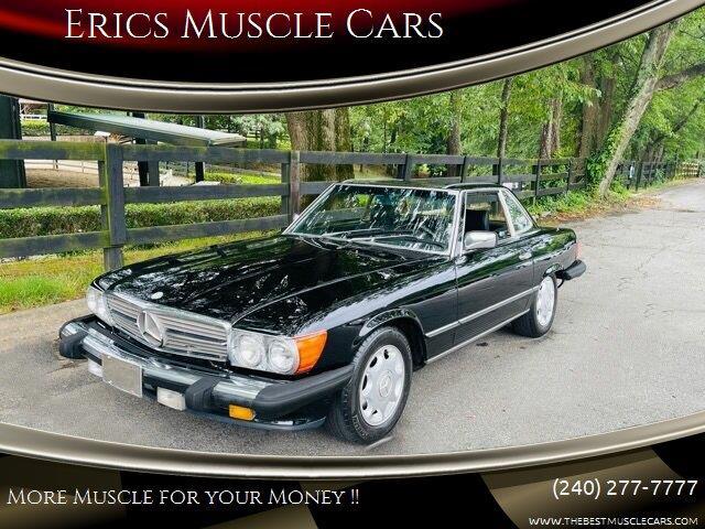 1988 Mercedes-Benz 560 (CC-1482466) for sale in Clarksburg, Maryland