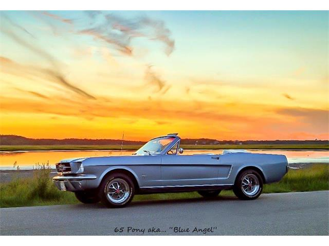 1965 Ford Mustang (CC-1482537) for sale in Exeter, New Hampshire