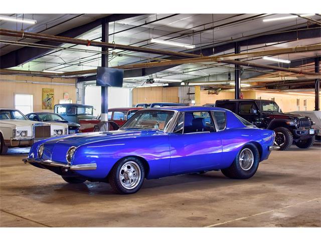 1963 Studebaker Avanti (CC-1482543) for sale in Watertown , Minnesota