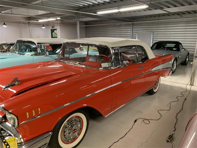 1957 Chevrolet Bel Air (CC-1482544) for sale in Racine, Ohio