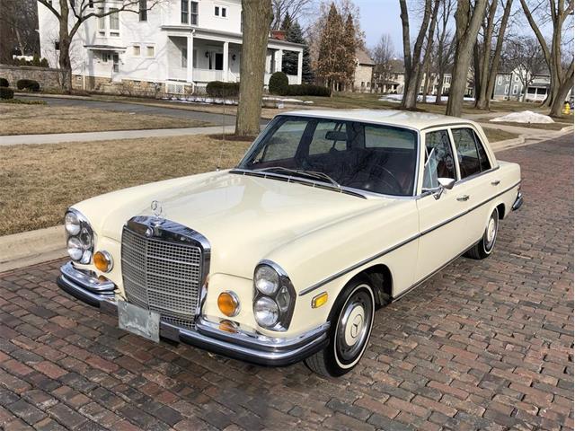 1970 Mercedes-Benz 280SE (CC-1482546) for sale in Addison, Illinois