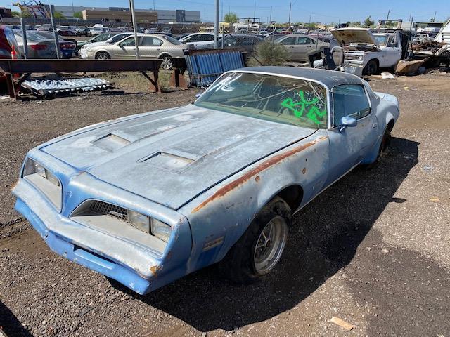 1977 Pontiac Firebird (CC-1482550) for sale in Phoenix, Arizona