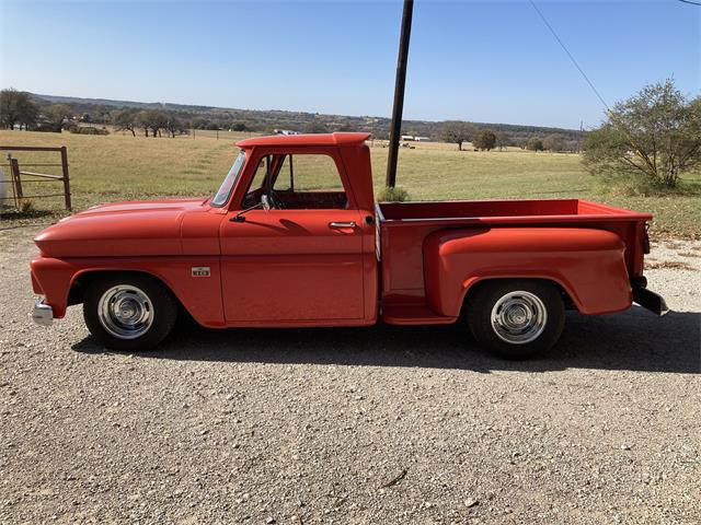 1965 Chevrolet C10 (CC-1482555) for sale in Millsap, Texas