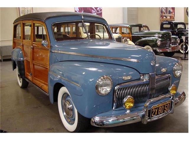 1942 Ford Super Deluxe (CC-1482585) for sale in Costa Mesa, California