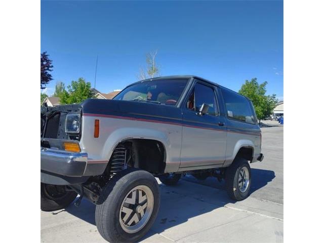 1987 Ford Bronco (CC-1480259) for sale in Cadillac, Michigan
