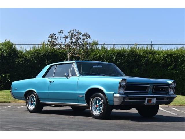 1965 Pontiac GTO (CC-1482592) for sale in Costa Mesa, California