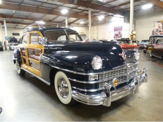 1947 Chrysler Town & Country (CC-1482596) for sale in Costa Mesa, California