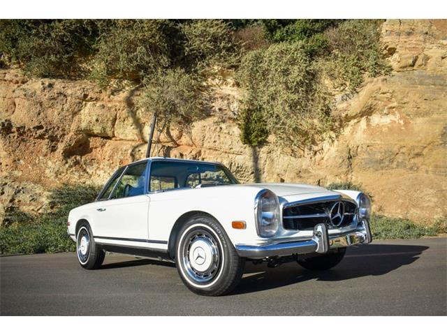 1971 Mercedes-Benz 280 (CC-1482600) for sale in Costa Mesa, California