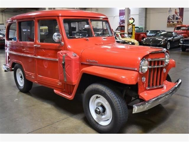 1956 Willys Wagoneer (CC-1482601) for sale in Costa Mesa, California