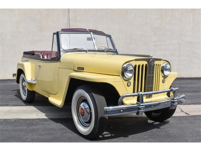 1949 Willys Jeepster (CC-1482606) for sale in Costa Mesa, California