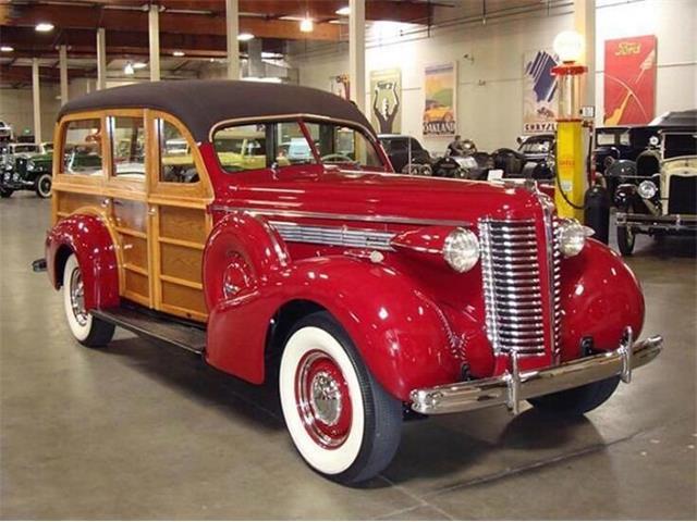 1938 Buick Century (CC-1482610) for sale in Costa Mesa, California