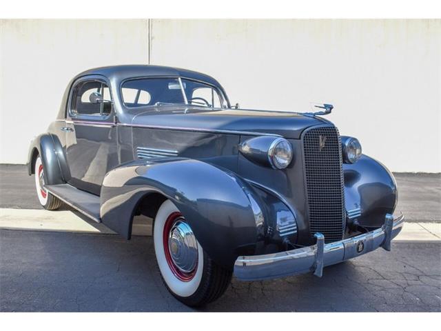 1937 Cadillac Coupe (CC-1482619) for sale in Costa Mesa, California