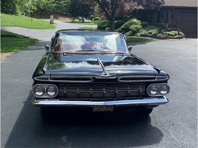 1959 Chevrolet Impala (CC-1482622) for sale in Medina, Ohio