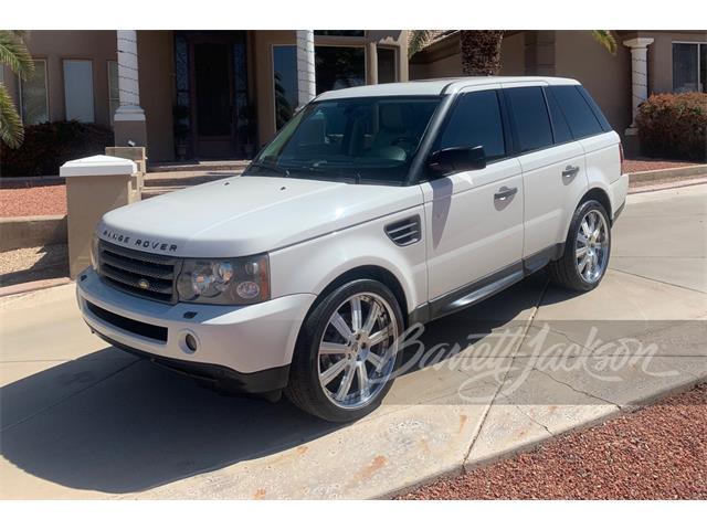 2009 Land Rover Range Rover Sport (CC-1482650) for sale in Las Vegas, Nevada