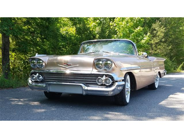 1958 Chevrolet Impala (CC-1480027) for sale in CAPE MAY COURT HOUSE, New Jersey