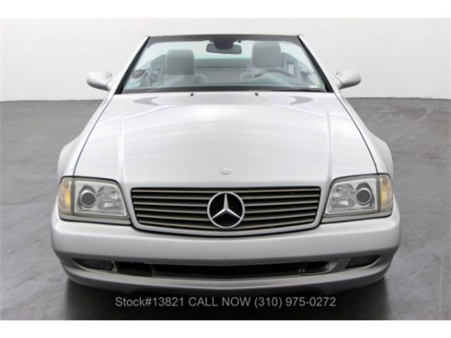 2000 Mercedes-Benz SL500 (CC-1482716) for sale in Beverly Hills, California