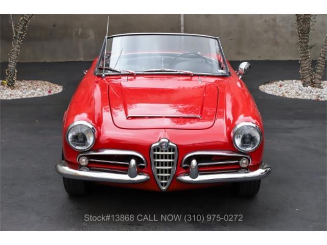 1965 Alfa Romeo Giulia Spider Veloce (CC-1482724) for sale in Beverly Hills, California