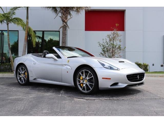 2012 Ferrari California (CC-1482747) for sale in Cadillac, Michigan