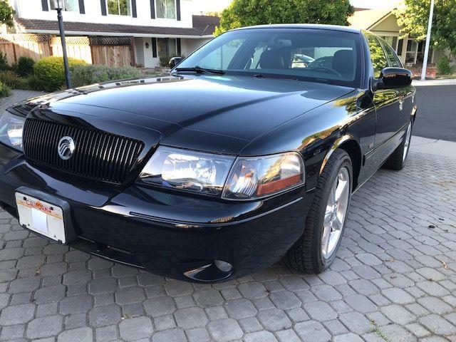 2003 Mercury Marauder (CC-1482775) for sale in Cadillac, Michigan