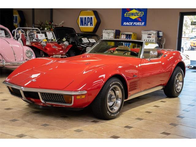 1972 Chevrolet Corvette (CC-1482796) for sale in Venice, Florida