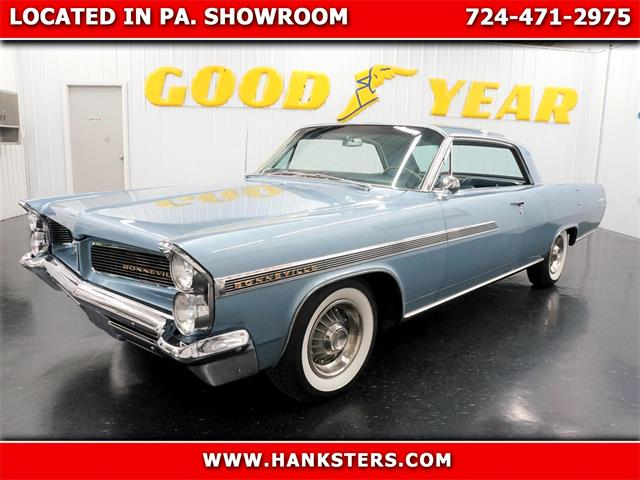 1963 Pontiac Bonneville (CC-1482821) for sale in Homer City, Pennsylvania