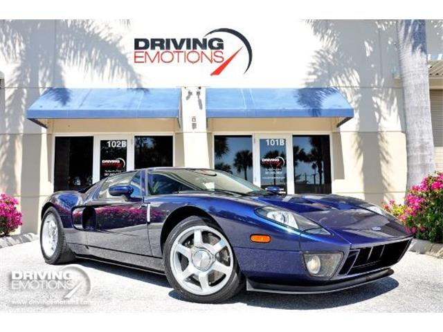 2006 Ford GT (CC-1482823) for sale in West Palm Beach, Florida