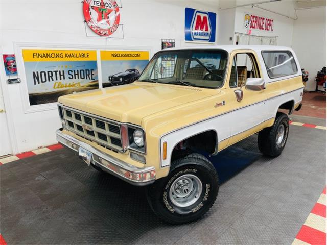 1978 GMC Jimmy (CC-1482827) for sale in Mundelein, Illinois