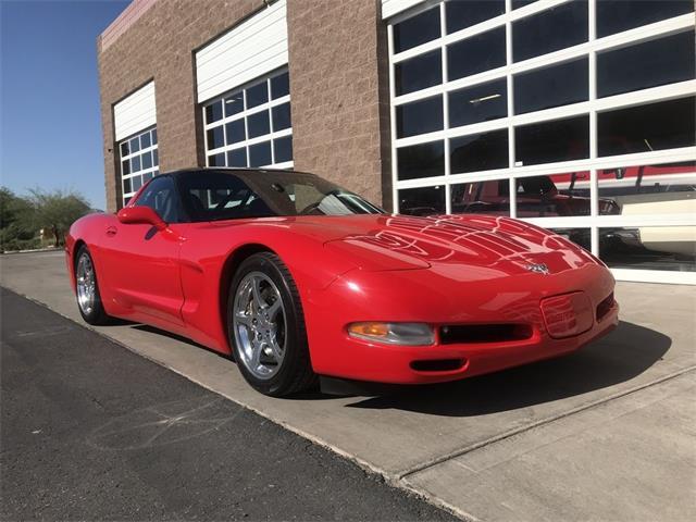 2003 Chevrolet Corvette (CC-1482839) for sale in Henderson, Nevada