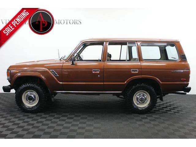1984 Toyota Land Cruiser FJ (CC-1482841) for sale in Statesville, North Carolina