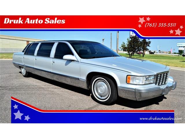 1995 Cadillac Fleetwood (CC-1482875) for sale in Ramsey, Minnesota