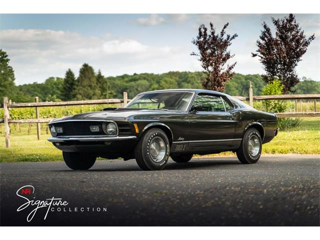 1970 Ford Mustang (CC-1482886) for sale in Green Brook, New Jersey