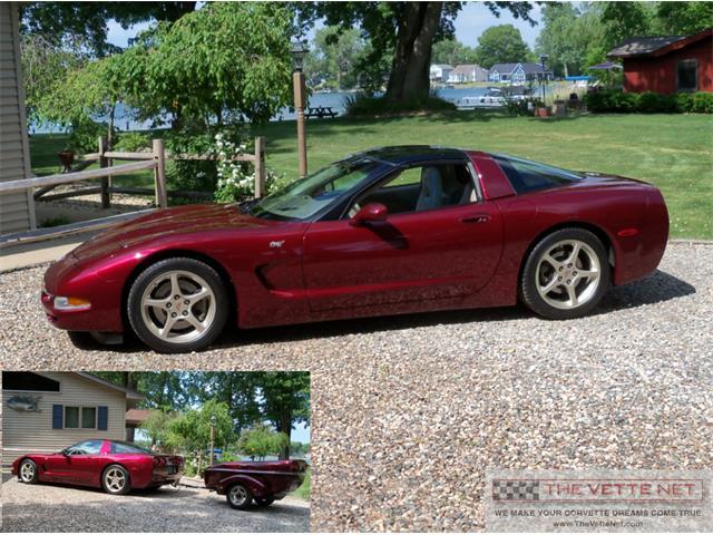 2003 Chevrolet Corvette (CC-1482888) for sale in Sarasota, Florida