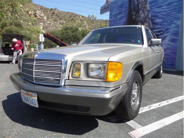 1985 Mercedes-Benz 300SD (CC-1482890) for sale in Laguna Beach, California