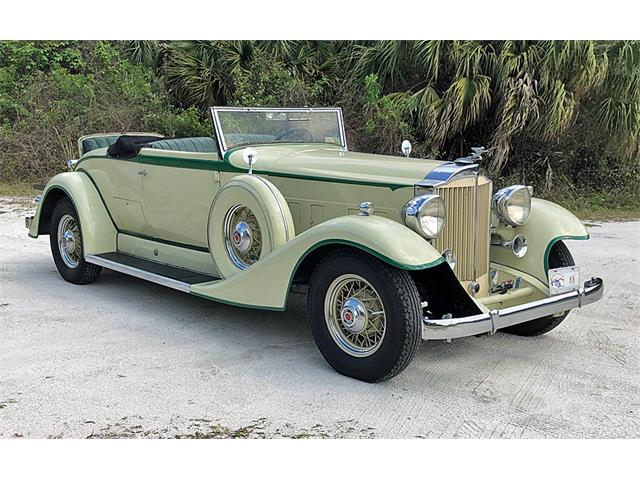 1933 Packard Super Eight (CC-1480029) for sale in Canton, Ohio