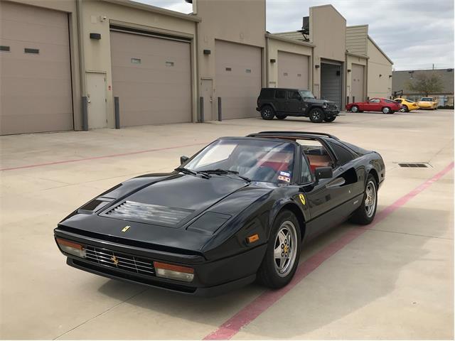 1989 Ferrari 328 GTS (CC-1482927) for sale in Rowlett, Texas