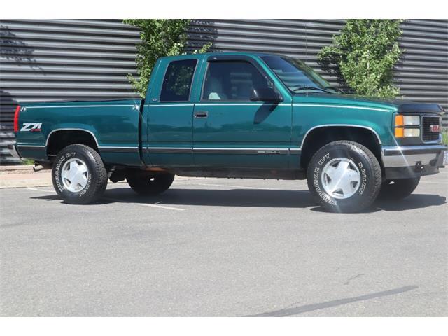 1998 GMC Sierra 1500 (CC-1482929) for sale in Hailey, Idaho