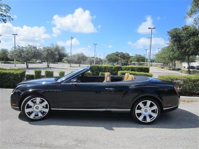 2008 Bentley Continental GTC (CC-1482940) for sale in Delray Beach, Florida
