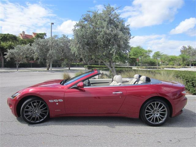 2014 Maserati GranTurismo (CC-1482941) for sale in Delray Beach, Florida