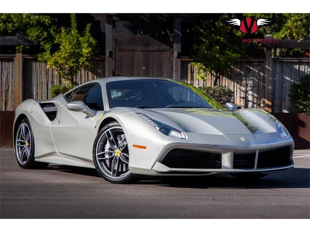 2019 Ferrari 488 GTB (CC-1482948) for sale in San Diego, California