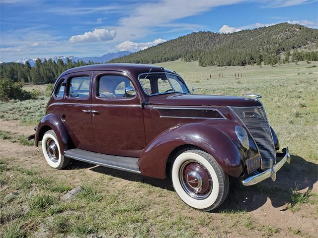 1937 Ford 4-Dr Sedan (CC-1482971) for sale in SALIDA, Colorado